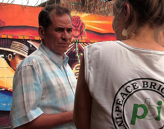 Human rights defender jailed