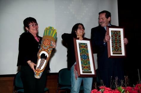 Premio Nacional a la Defensa de los Derechos Humanos 2012