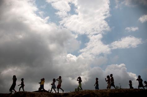 Comunidad nonam - Santa Rosa de Guayacán