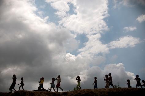 La comunidad indígena nonam: nuevamente en medio del conflicto armado