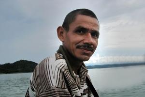 Jesus Emilio, legal representative of the Community.