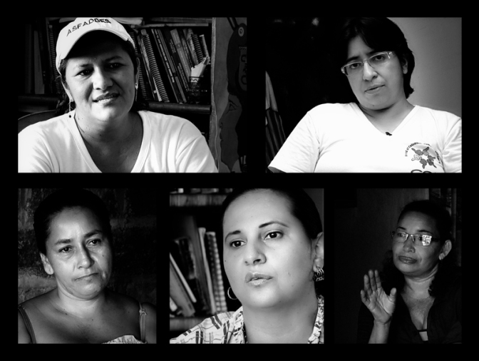 Women human rights defenders receive threats