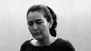 """""""Women are the ones who have to bear the effects of the war,"""" explains María Cristina Obregon."""
