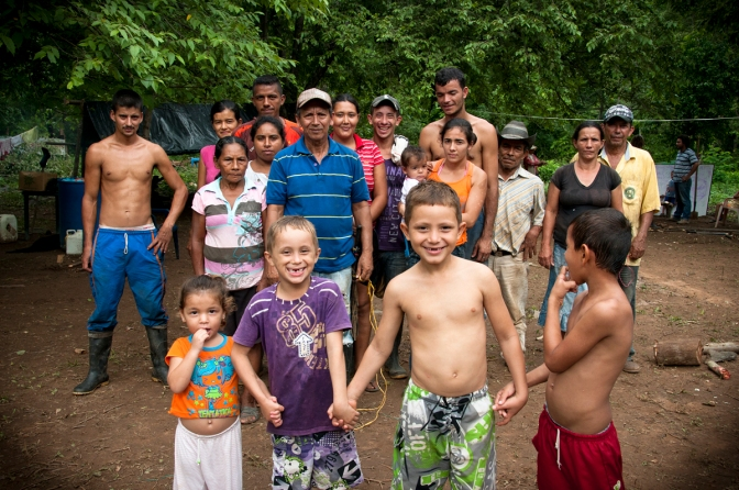 Pitalito: Caught between land grabs and eviction