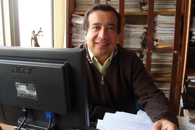 Reynaldo Villalba, Ccajar