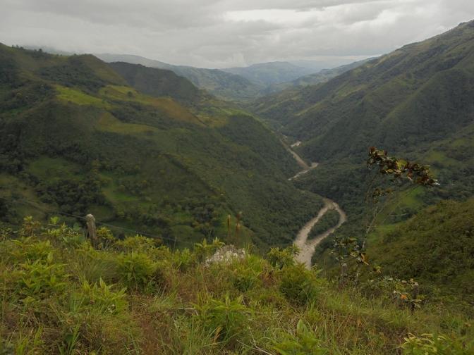 paisaje Lengupá Boyacá
